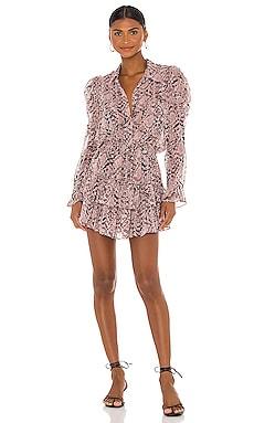 X REVOLVE Annika Dress MISA Los Angeles $250