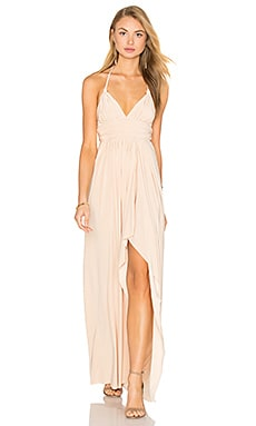 Ever Maxi Dress in Nude