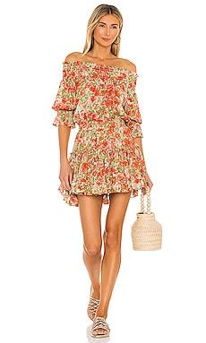 X REVOLVE Darla Dress MISA Los Angeles $325 NEW