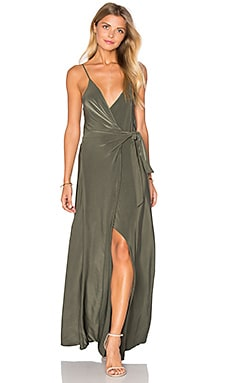 Veronika Dress in Olive