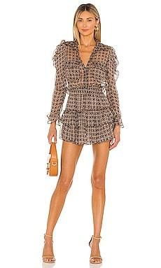 X REVOLVE Annika Dress MISA Los Angeles $356