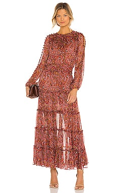 X REVOLVE Anya Dress MISA Los Angeles $435
