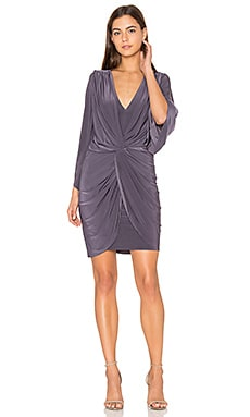 Teget Dress in Slate