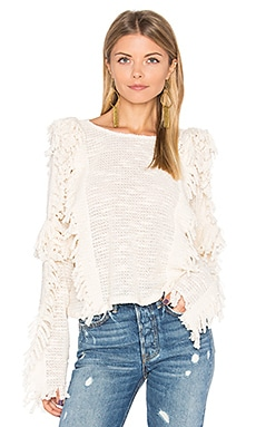 Karine Sweater in Cream