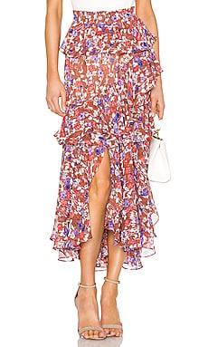 X REVOLVE Joseva Skirt MISA Los Angeles $268