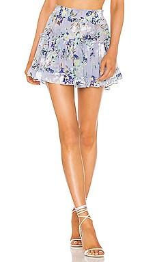 X REVOVLE Marion Skirt MISA Los Angeles $202