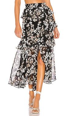 X REVOLVE Kiana Skirt MISA Los Angeles $212