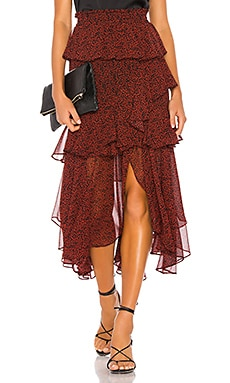 X REVOLVE Joseva Skirt MISA Los Angeles $268
