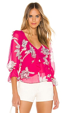 X REVOLVE Lilyanna Top MISA Los Angeles $155