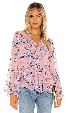 BLUSA DAMARIS MISA Los Angeles $131