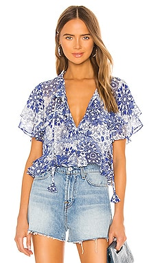 X REVOLVE Raziela Top MISA Los Angeles $198