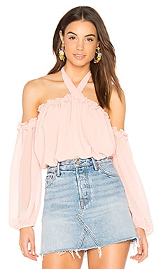 Livey Top en rose pâle