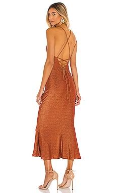 Greta Dress Misha Collection $207 NEW