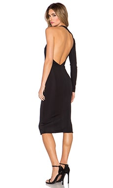 Misha Collection Debra Dress in Black