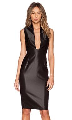 Misha Collection Catalina Dress in Black