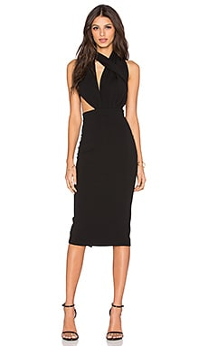 Misha Collection Helena Dress in Black