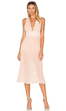 Misha Collection Marika Dress in Nude