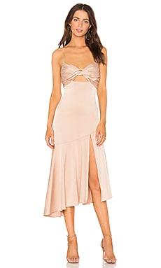 Платье миди lidia - Misha Collection