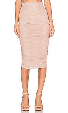 Misha Collection Ajani Skirt in Nude
