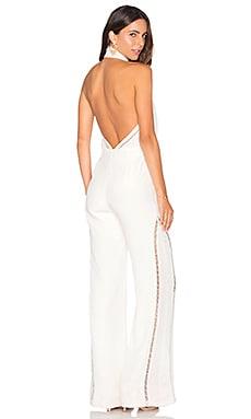 Mariella Silk Jumpsuit