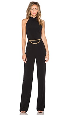 Misha Collection Coco Jumpsuit in Black