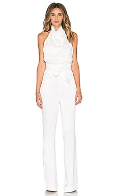 Misha Collection Delia Jumpsuit in Milk