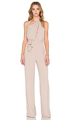 Caprice Pantsuit in Mousse