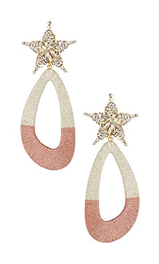 Desideria Earrings Maryjane Claverol $258 NEW ARRIVAL