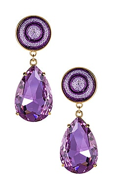 Louis Earrings Maryjane Claverol $149