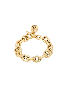 Michael Kors MK Fulton Bracelet in Gold