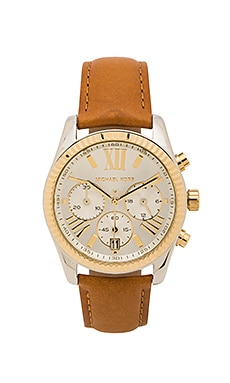 Lexington Watch in Stainless Steel & Gold