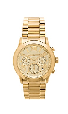 Michael Kors Cooper Watch in Gold