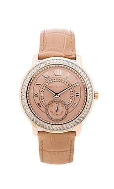 Michael Kors Madelyn Watch in Rose