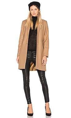 Massini Coat in Camel
