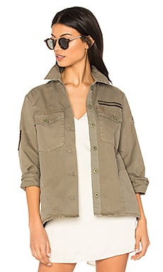 Vahine Jacket in Olive