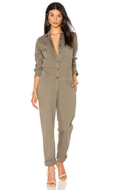 Orali Jumpsuit in Olive