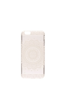Milkyway Cases Sundala Mandala iPhone 6/6s Case in White