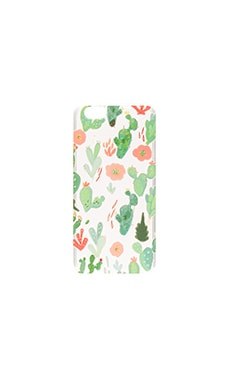 Watercolor Cactus iPhone 6/6s Case en Imprimé