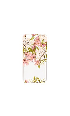 Angela Floral iPhone 6/6s Case en Rose