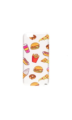 COQUE POUR IPHONE 6/6S FAST FOOD