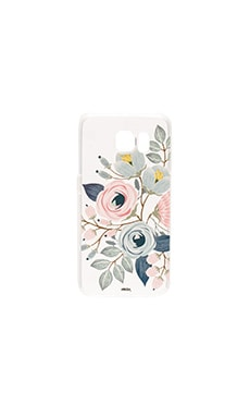 Milkyway Cases Indigo Galaxy S6 Case in Pink & Blue