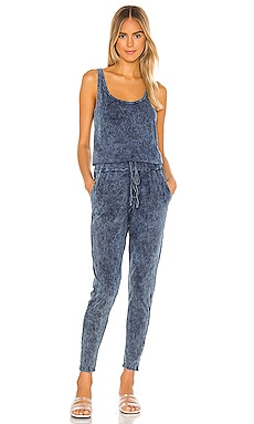 Driscoll Tank Jumpsuit Michael Lauren $132 BEST SELLER