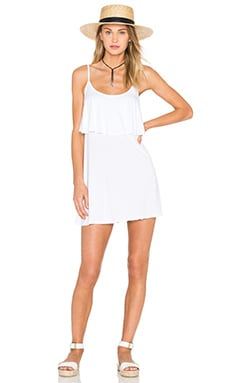 Marlow Fiesta Dress in White