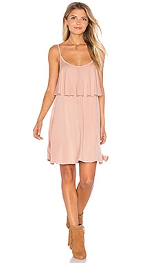 Michael Lauren Marlow Mini Dress in Enchant