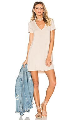 Lane Mini Dress in Oatmeal