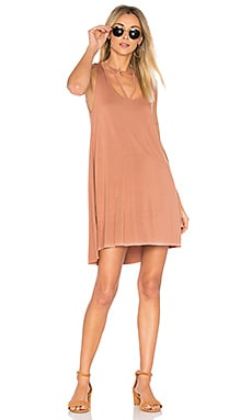 Mackay Tank Dress in Chai