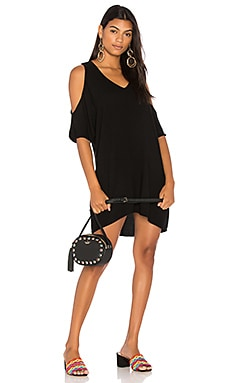 Bender Open Shoulder Dress