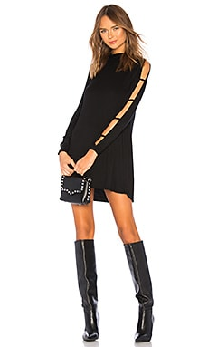 Akila Slit Sleeve Dress Michael Lauren $97 BEST SELLER