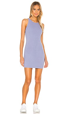 Eldridge Racer Front Tank Dress Michael Lauren $88