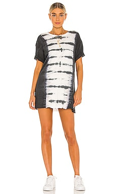 Burman Oversized T-Shirt Dress Michael Lauren $36